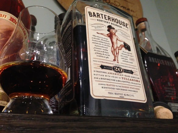 Barterhouse Bourbon